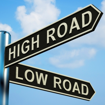 high-road-low-road